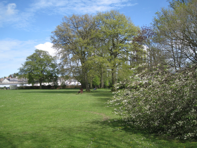 South side of Oakford Lawn