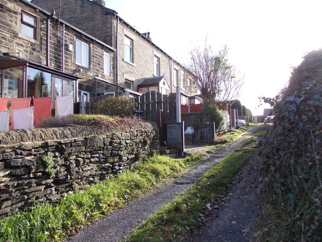 West View - Dale Lane