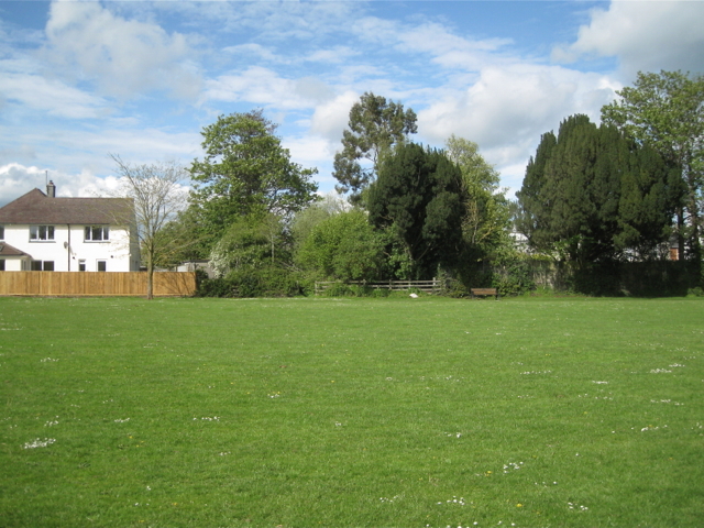 North side of Oakford Lawn