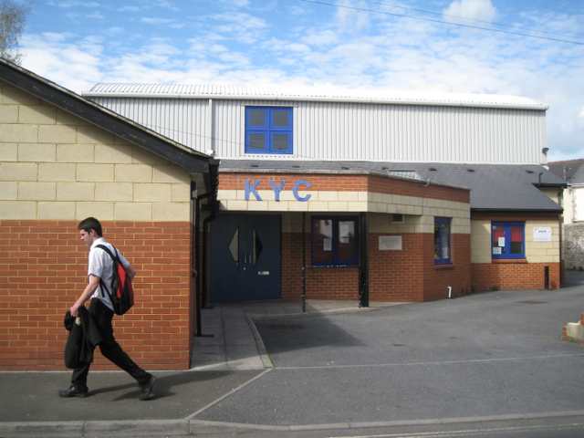 Kingsteignton Youth Centre, Broadway Road