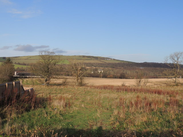 Farmland at Old Dailly