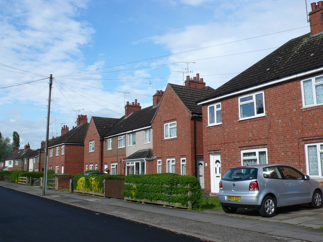 Houses in Freeburn Causeway