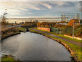 SJ8698 : Ashton Canal, Bradford by David Dixon