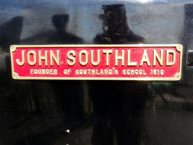 RH&DR Locomotive No. 12 'John Southland'