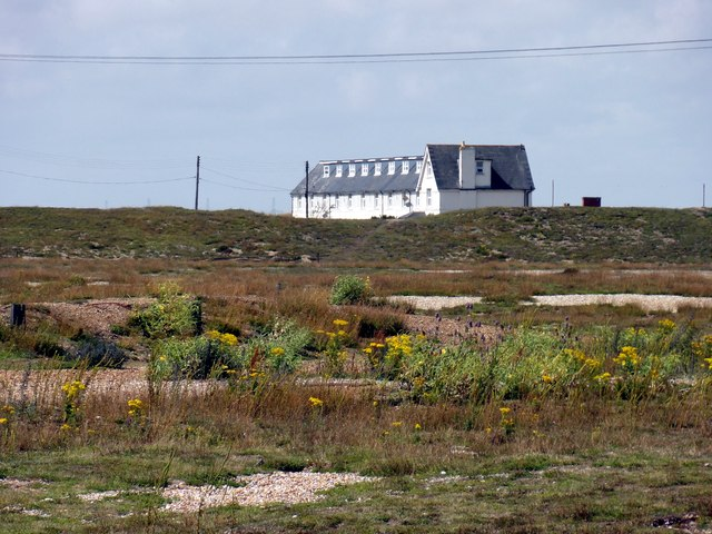 Dungeness, Old Coastguard Cottages