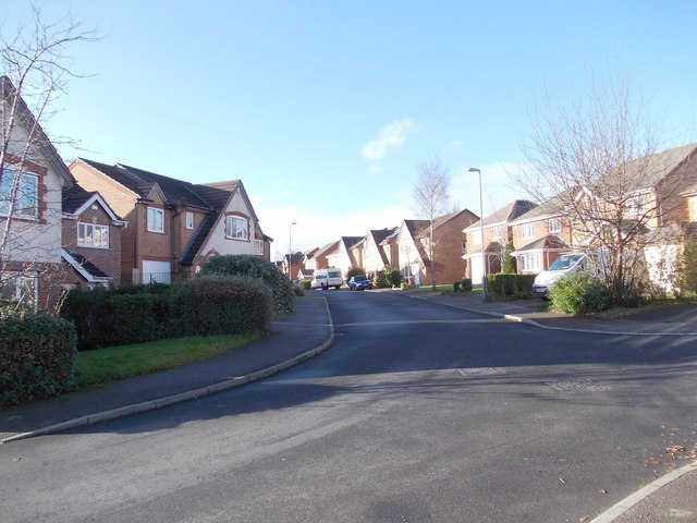 Fieldhead Way - Priestley Gardens