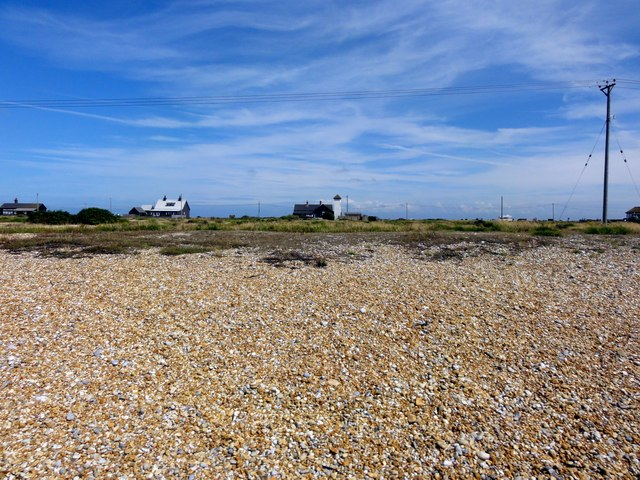Dungeness, 'Beach Cottage'