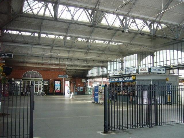 Bognor Regis station