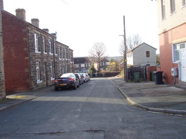 Eldon Street - Fountain Street