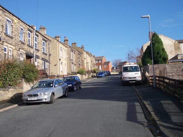 Milton Street - Fountain Street