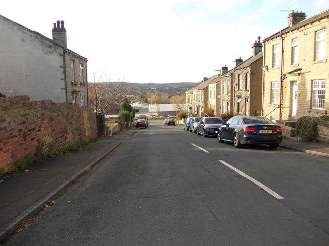 Milton Street - Jeremy Lane