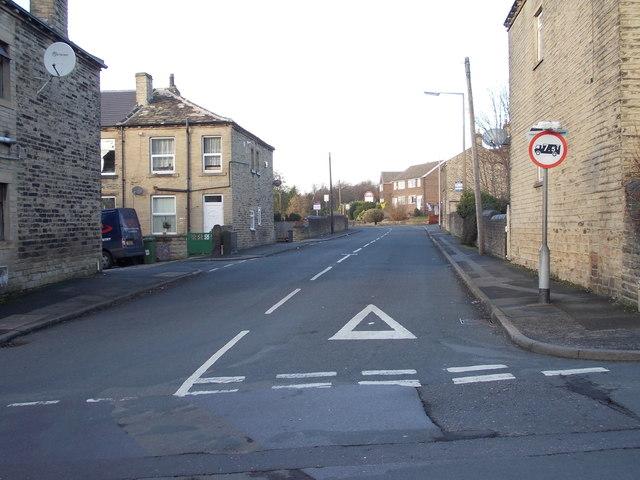 Bridge Street - Jeremy Lane