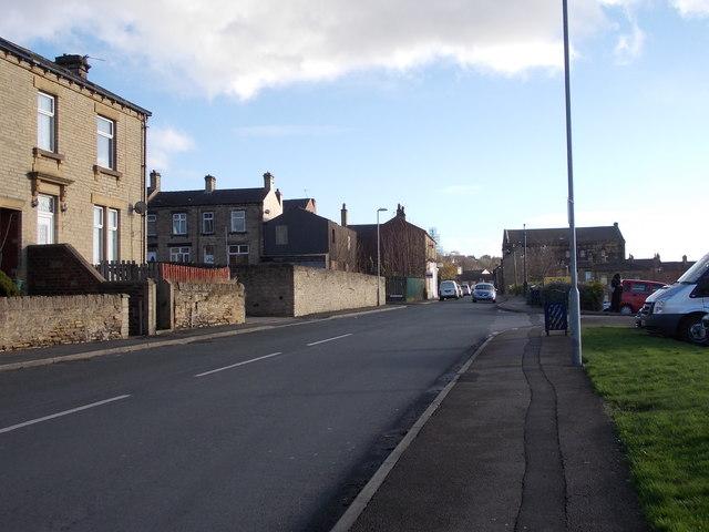 Albion Street - Jeremy Lane