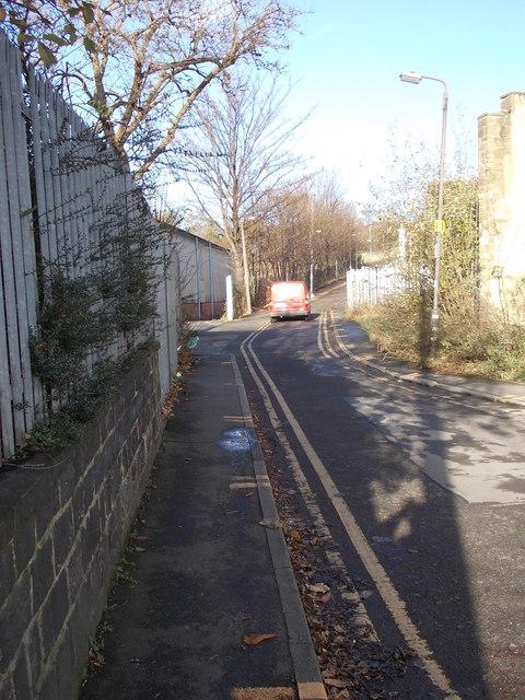 Cook Lane - Jeremy Street