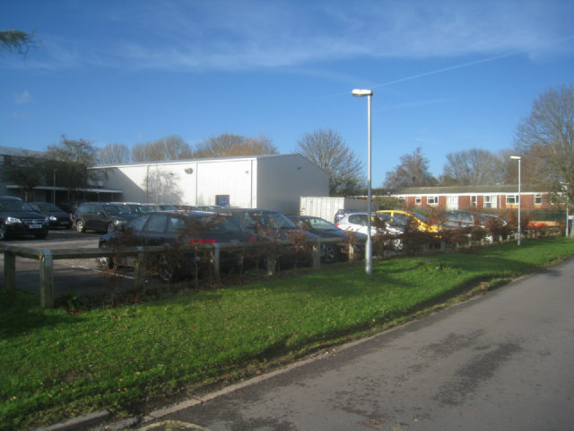Part of Cranbourne School