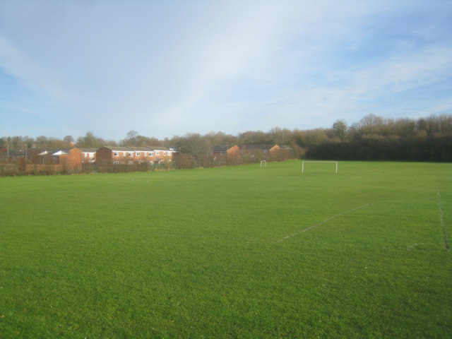 Cranbourne School playing fields