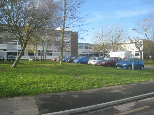 Cranbourne School - main building