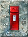 NU0121 : Postbox, Ilderton by Andrew Curtis