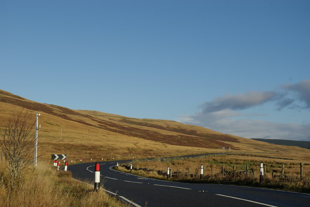 A702 north of Glenochar