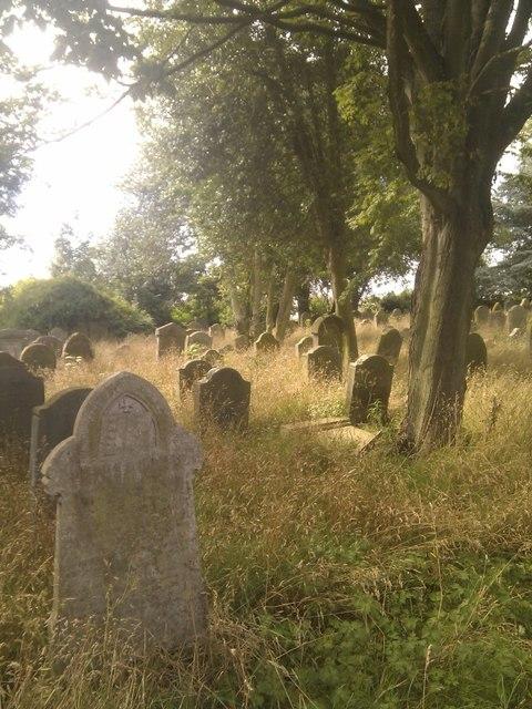 Graveyard, Hutton
