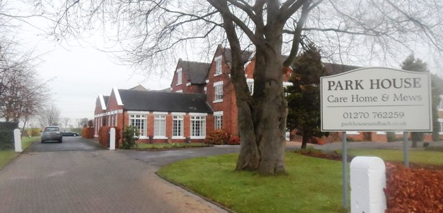 Park House Care Home & Mews - Sandbach