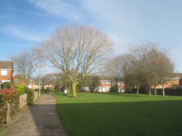 Open space off Borodin Close
