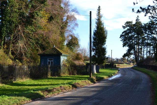 Hazeley Road
