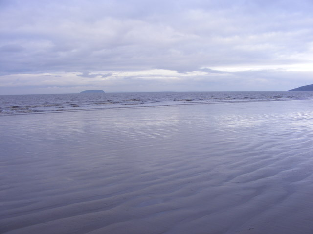 Brean Sands View