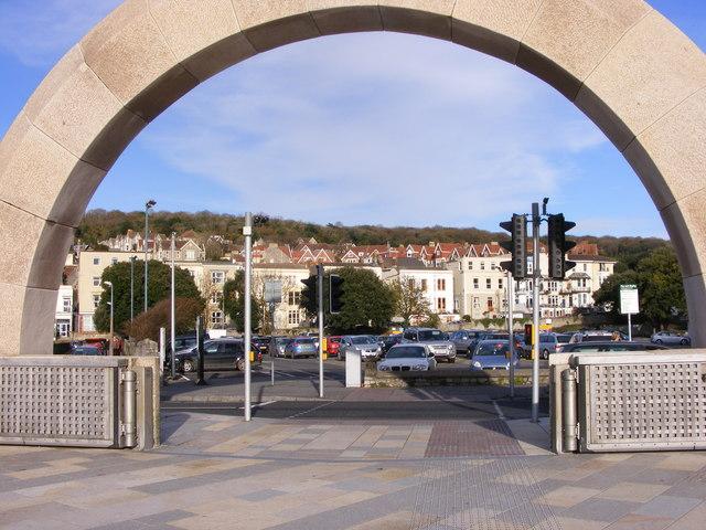 Weston Arch