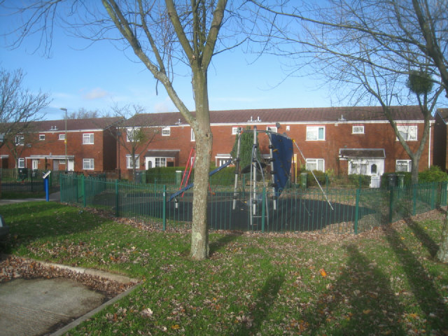 Kids play area - Mozart Close