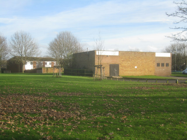 Brighton Hill Scout Hut