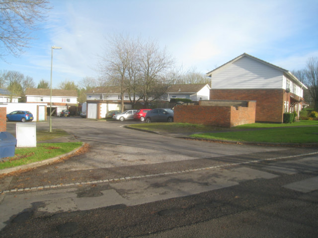 Houses off Novello Close