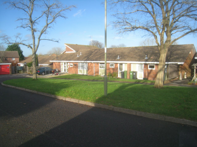 Novello Close - far end