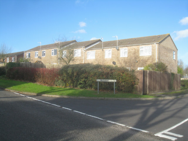 Stanford Road / Musgrave Close