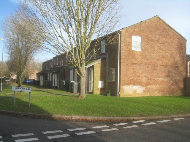 Houses in Dankworth Road
