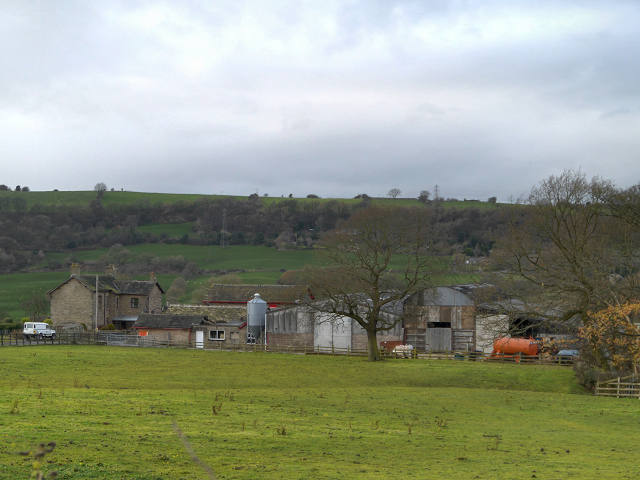 Robinwood Farm, Gamesley