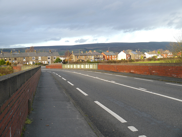 Glossop Road, Gamesley Bridge