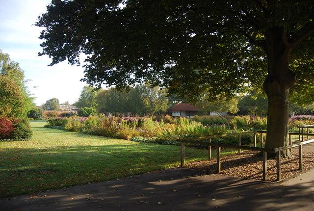 Garden, Hampton Court