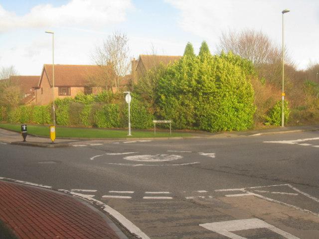 Woodbury Road / Danebury Road