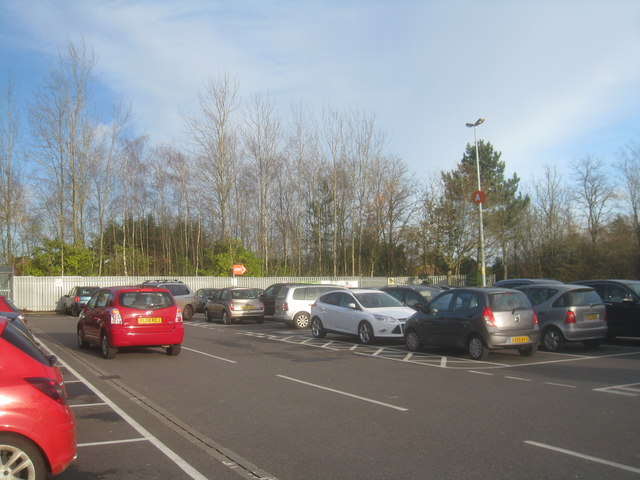 Car park by Mother Care