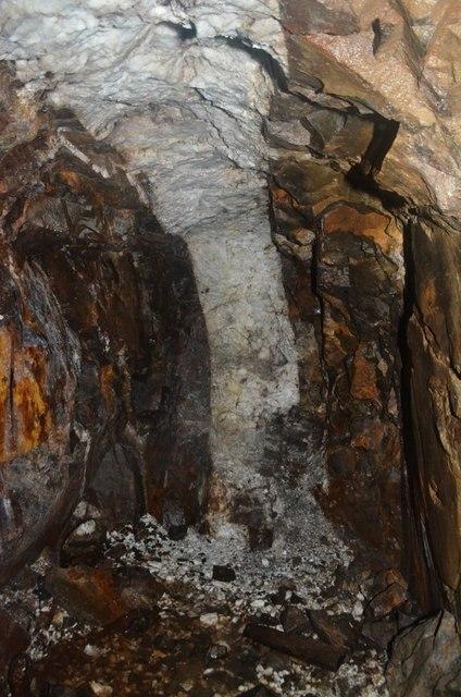 Carrock Fell Mine -  Harding Vein