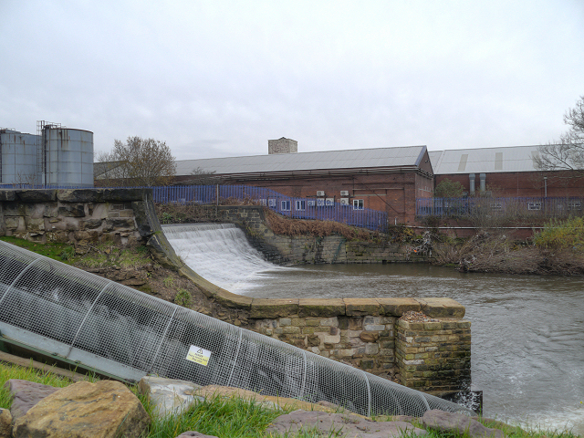 Bealey's Weir and HEP Generator