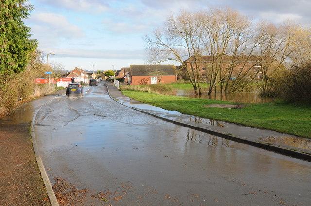 Link Road, Tewkesbury