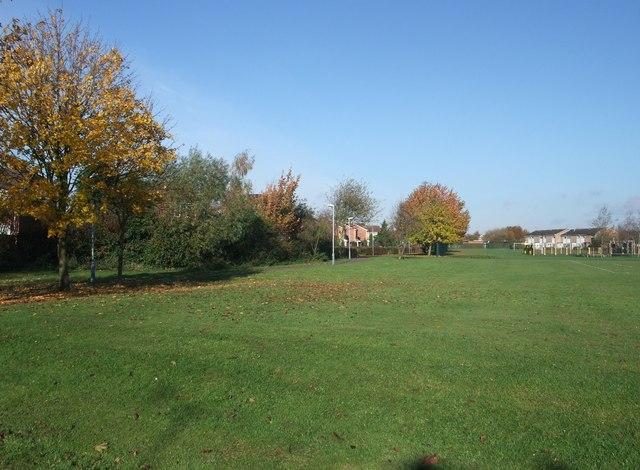 Park near Leen Mills Primary School, Hucknall