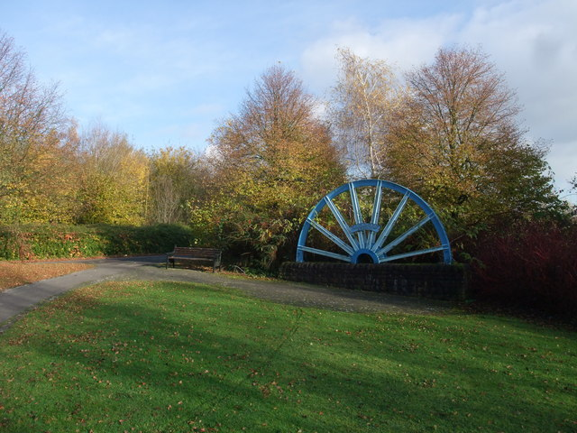 Site of Linby Colliery 1873-1988