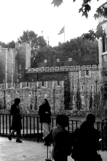 London, Tower of London - 1974