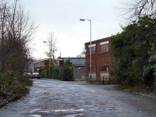 Radcliffe, Mount Sion Road