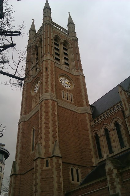 St Paul's, Hammersmith