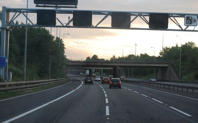 Junction 5, M42