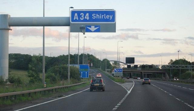 Junction 4, M42
